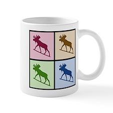 Moose (4 color) Mug
