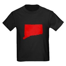 Red Connecticut T