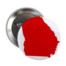 "Red Georgia 2.25"" Button (10 pack)"