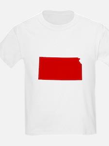 Red Kansas T-Shirt
