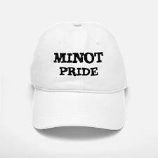 Minot Pride Baseball Baseball Cap