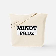 Minot Pride Tote Bag