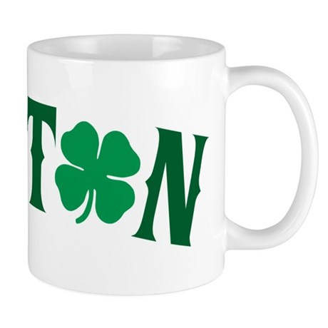 Boston Clovers Mug