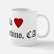 Hella Love San Bernardino Mug