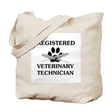 Registered Veterinary Tech Tote Bag