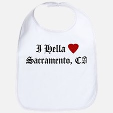 Hella Love Sacramento Bib