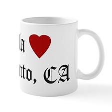 Hella Love Sacramento Coffee Mug