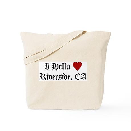 Hella Love Riverside Tote Bag
