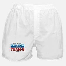 Osama Bin Laden Deep Sixed Boxer Shorts