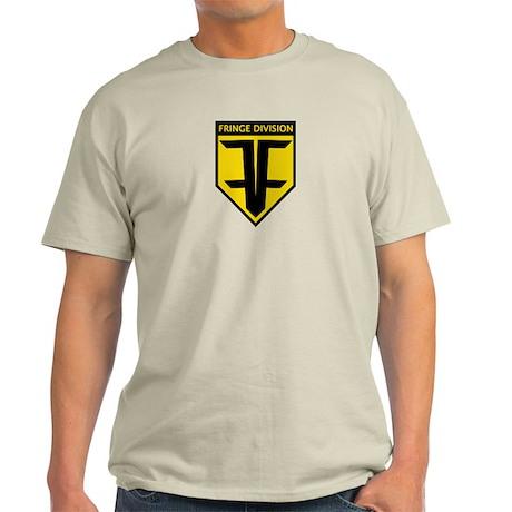Future Fringe Division Logo Light T-Shirt