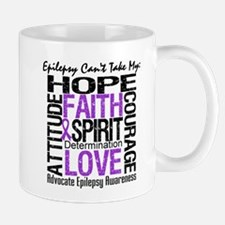 Epilepsy Can't Take Hope Mug
