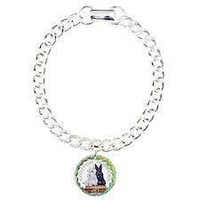 Scottish Terrier Crest Bracelet