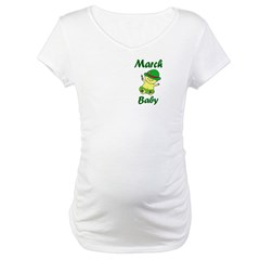 March Baby Shirt