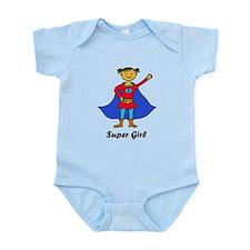 Super Girl Infant Bodysuit