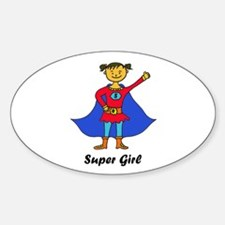 Super Girl Decal