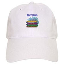 Retired Professionals Baseball Cap