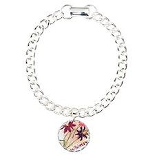 Whimsy Flowers Bracelet