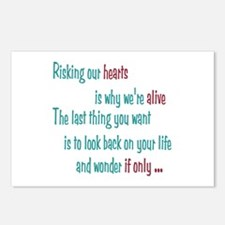 Castle: Risking Our Hearts Postcards (Package of 8