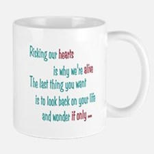 Castle: Risking Our Hearts Mug