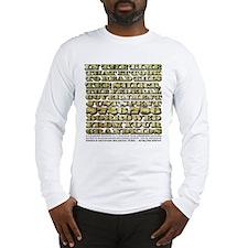 Federal Spending Long Sleeve T-Shirt