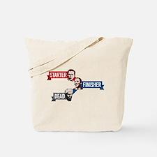 Osama Dead Tote Bag