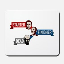 Osama Dead Mousepad
