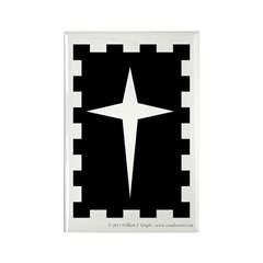Northern Army Rectangle Magnet