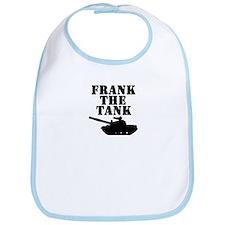 Frank The Tank Bib