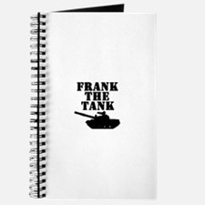 Frank The Tank Journal