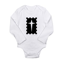 Northern Army Long Sleeve Infant Bodysuit