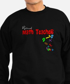 Retired Teacher Jumper Sweater