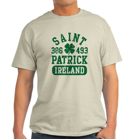 Saint Patrick Light T-Shirt