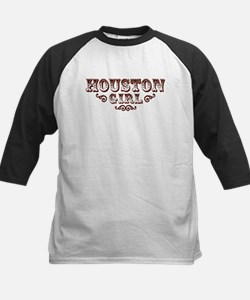 Houston Girl Kids Baseball Jersey