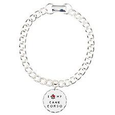 I *heart* My Cane Corso Bracelet