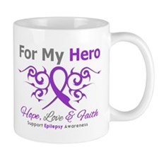 Epilepsy For My Hero Mug