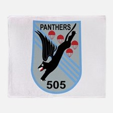 Cute 505 Throw Blanket