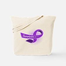 Epilepsy Survivor Tote Bag