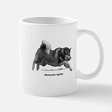 Malamute Agility Mug