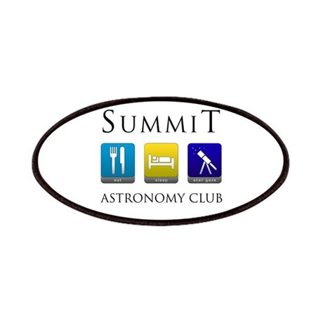 Summit Astronomy Club Patches