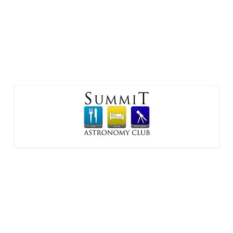 Summit Astronomy Club - Starg 21x7 Wall Peel