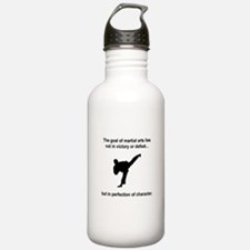 Martial Art Character Water Bottle