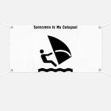 Windsurf Sunscreen Banner