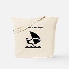 Windsurf Sunscreen Tote Bag