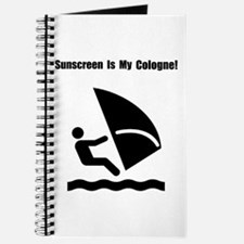 Windsurf Sunscreen Journal