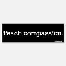 Compassion Bumper