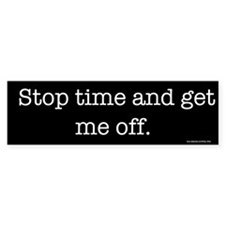 Stop Time Bumper