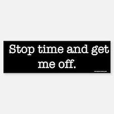Stop Time Bumper