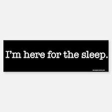Sleep Bumper