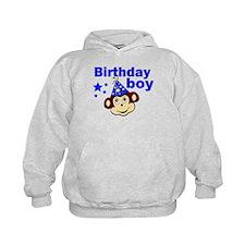 Birthday boy monkey Hoodie