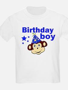 Birthday boy monkey T-Shirt